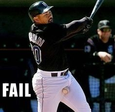 Funny Pic of the Day! - Baseball Fail!