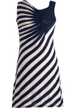 Nautical Wave Dress.