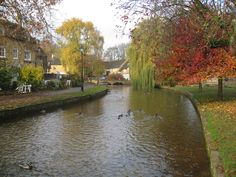 Bourton-On-The-Water, Cotswold's, England