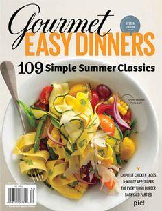 Gourmet Easy Dinners