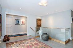 Morrocan inspired foyer by Johnson & Associates Interior Design