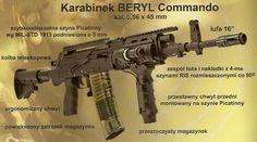Polish rifle beryl