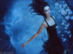 """Caterpillar Dream"" Oil on Linen. ©Lori Earley 2005"