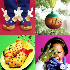 Cute and Easy Christmas Crafts Kids Can Make