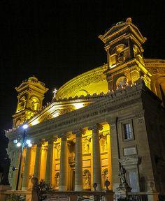 Mosta's Church - Malta <3