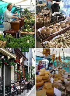 farmers markets on saturday mornings