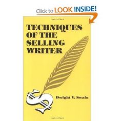 techniques of the selling writer pdf