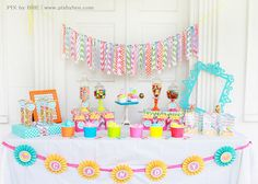 Sweet crush candy shoppe party! So many ideas in all the photos! You have to see the whole party!!