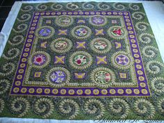 Addicted To Quilts: Gorgeous Appliqué