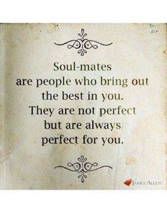 Truth about soul mates  ❤️