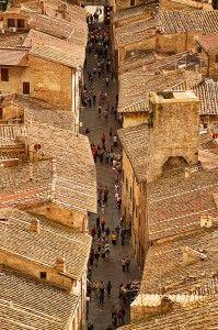 Tuscany Rooftops