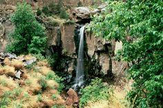 Lower Frijoles Falls, Bandelier NM   © Marsha K. Russell