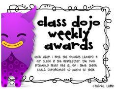 Class Dojo {a tutorial} and a {freebie}