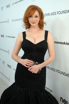 Christina Hendricks... this woman is my freakin hero! She's gorgeous and knows how to rock it!