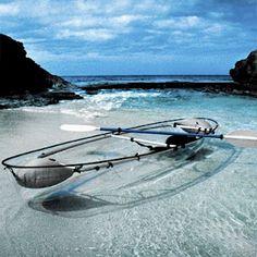 Transparent Canoe Kayak
