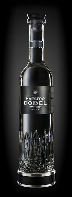Maestro Dobel Tequila.