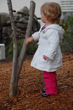 natural outdoor play areas