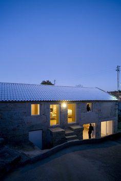 Casa Clara, Distretto di Viseu, 2008 - BICA Arquitectos