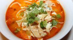 Buffalo Chicken Soup ~