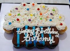 Cupcake Cake Idea