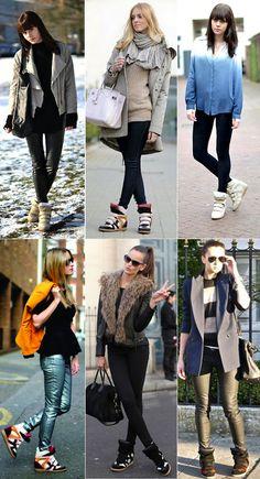 Hidden heel Sneakers 3 | Depois dos Quinze |