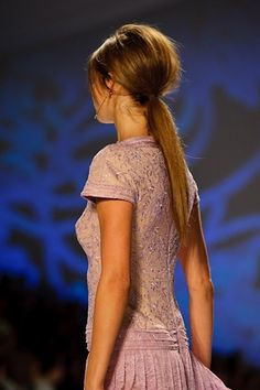nyfw fw 2013 hair - Google Search