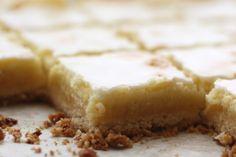 Barefeet In The Kitchen: Sunburst Lemon Bars ~ Gluten Free or Not