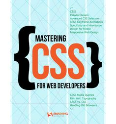 Learn CSS and other programming languages.