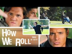 "Jared + Jensen (SPN) - ""How We Roll"""