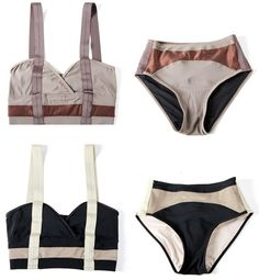 Back in time with vpl swimsuits