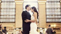 'The Kiss' by STUDIO 1208. www.MarriageIsTheBomb.com