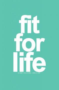 Dedication to fitness