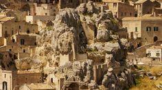 Matera, Italia- Nelson Garcia Perandréa