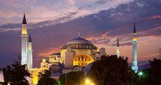 Oh ya...I am going here in like 4 weeks!!!  Saint Sophia in Istanbul!