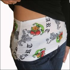 Instead of buying the $$$ Hip T (As Seen on TV product)--make your own!