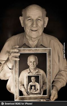 A picture worth of lifetime
