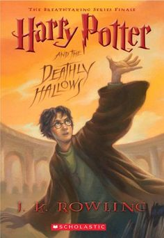 Harry Potter and the Deathly Hallows, J. K. Rowling
