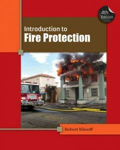 Introduction to fire protection / Robert Klinoff