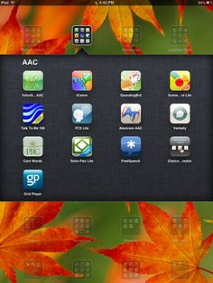 Completely Free AAC Apps! List with descriptions from If Only I Had Super Powers. Pinned by SOS Inc. Resources @sostherapy.