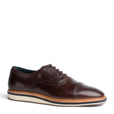 Tommy Hilfiger SS13 Audely Leather Dress Shoe #tommyhilfiger #SS13 #menswear #Spring2013