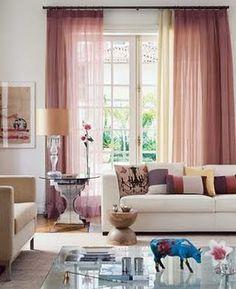 Casa da Calli: Pensando nas cortinas