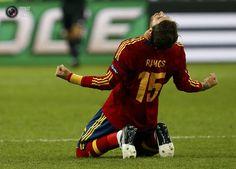 Euro 2012 Final: Spain vs Italy