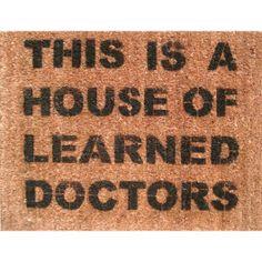 the best doormat ever.