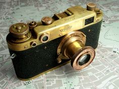 vintage leica counterfeit - russian