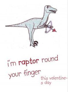 velociraptor love