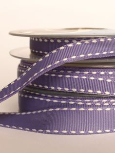 cinta fantasía en lila