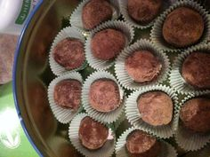 HERBALIFE Peanut Butter Truffles