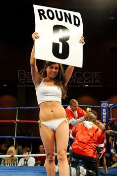 A ring girl to announce the bridesmaids and ushers.