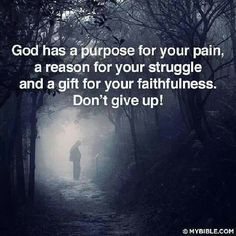 chronic pain, stay strong, bible quotes, purpos, gifts, inspir, gods plan, gods will, keep the faith