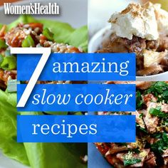 Healthy and Easy Slow Cooker Recipes | Women's Health Magazine
